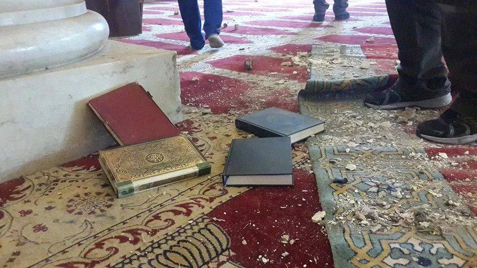 Hemaya condemns invading Al-Qabali mosque and calls for the prosecution of the occupation for its crimes against the holy places.