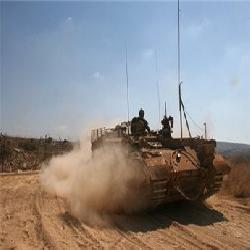 Israeli military vehicles enter Gaza, soldiers open fire at farms